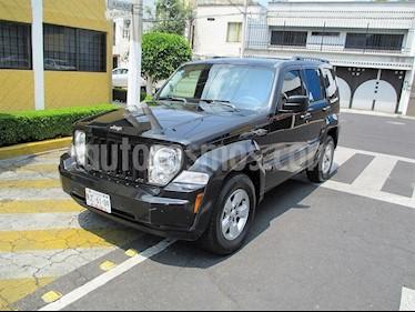 Foto venta Auto usado Jeep Liberty Sport 4x2 (2011) color Negro precio $149,900