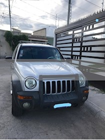 Jeep Liberty Sport 4X2 usado (2002) color Plata precio $74,500