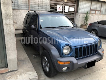 Jeep Liberty Sport 4X2 usado (2003) color Azul precio $65,000