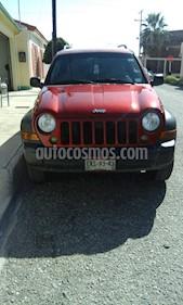 Jeep Liberty Sport 4X2 usado (2006) color Rojo precio $95,000