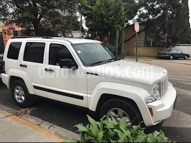 Foto venta Auto usado Jeep Liberty Sport 4x2 (2009) color Blanco precio $125,000