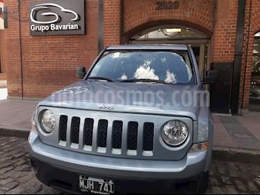 Foto venta Auto Usado Jeep Patriot 2.0 Sport (2018) color Gris Mineral precio $380.000