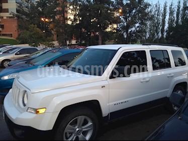 Jeep Patriot 2.0 Sport usado (2016) color Blanco precio u$s18.500