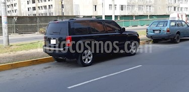 Jeep Patriot 2.4L Limited  usado (2013) color Negro precio u$s14,300