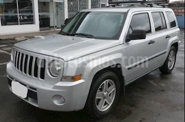 Foto Jeep Patriot 2.4L usado (2012) color Plata precio $20.000.000