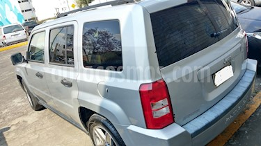 Jeep Patriot 4x2 Base CVT usado (2007) color Gris precio $108,000