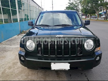 Jeep Patriot 4x2 Base CVT usado (2010) color Verde precio $100,000