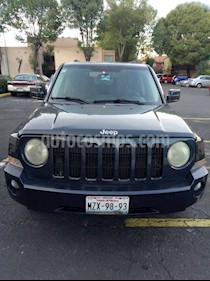 Foto venta Auto usado Jeep Patriot 4x2 Base CVT (2007) color Oro precio $110,000