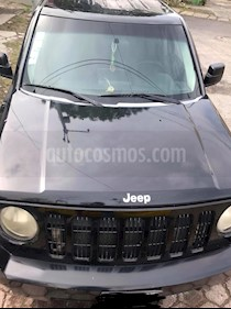 Jeep Patriot 4x2 Base usado (2007) color Negro precio $120,000