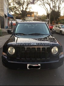 Jeep Patriot 4x2 Base usado (2008) color Negro precio $115,000