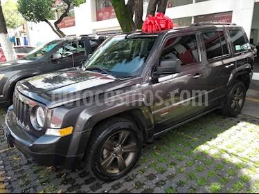 Foto venta Auto usado Jeep Patriot 4x2 Edicion 75 Aniversario Aut (2016) color Gris precio $270,000