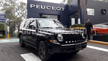 Foto venta Auto Seminuevo Jeep Patriot 4x2 Edicion 75 Aniversario Aut (2017) color Negro precio $334,900