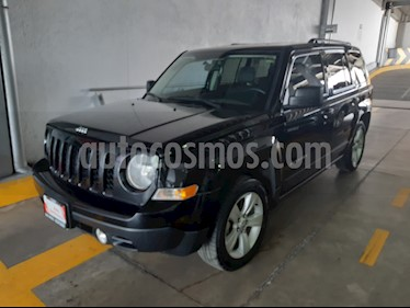 Foto venta Auto usado Jeep Patriot 4x2 Latitude Aut  (2015) color Negro precio $193,000