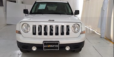 Jeep Patriot 4x2 Latitude Aut  usado (2016) color Blanco precio $208,250