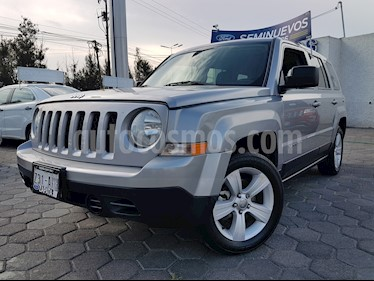 Foto Jeep Patriot 4x2 Latitude Aut  usado (2016) color Plata Martillado precio $250,000
