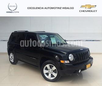 Foto Jeep Patriot 4x2 Latitude Aut  usado (2015) color Negro precio $210,000