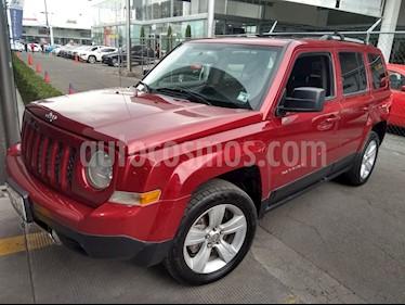 Foto venta Auto usado Jeep Patriot 4x2 Latitude Aut  (2012) color Rojo Cerezo precio $175,000