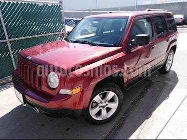 Foto venta Auto usado Jeep Patriot 4x2 Latitude Aut  (2015) color Rojo precio $215,000