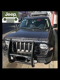 Foto Jeep Patriot 4x2 Limited CVT Nav usado (2014) color Grafito precio $220,000
