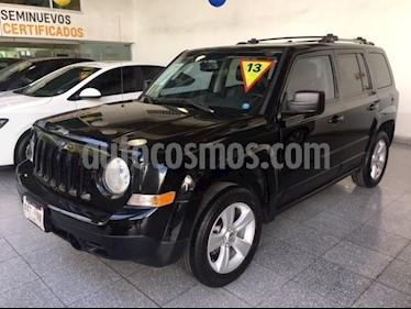 Foto venta Auto usado Jeep Patriot 4x2 Limited CVT (2013) color Negro precio $189,000