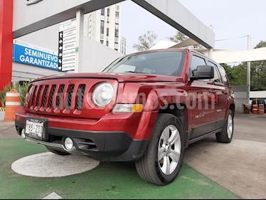 Foto venta Auto usado Jeep Patriot 4x2 Limited CVT  (2014) color Rojo Cerezo precio $195,000