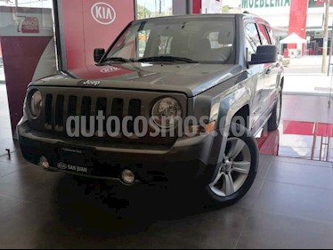 Foto venta Auto usado Jeep Patriot 4x2 Limited CVT (2013) color Gris precio $189,900