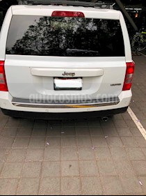 Jeep Patriot 4x2 Limited CVT  usado (2015) color Blanco precio $220,000