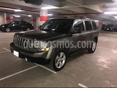 Foto venta Auto usado Jeep Patriot 4x2 Limited CVT (2012) color Gris precio $160,000