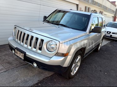 Jeep Patriot 4x2 Limited CVT  usado (2014) color Plata precio $225,000