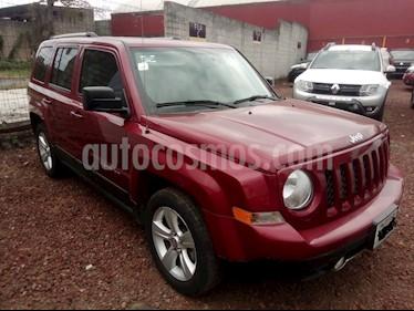 Foto venta Auto usado Jeep Patriot 4x2 Limited CVT (2012) color Rojo Cerezo precio $150,900