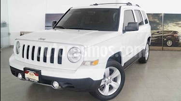 Foto Jeep Patriot 4x2 Limited CVT usado (2016) color Blanco precio $279,000