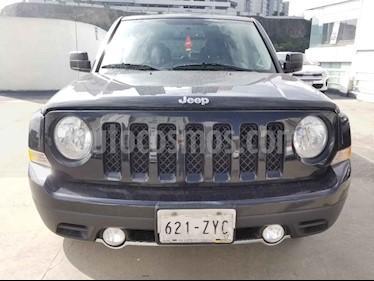 foto Jeep Patriot 4x2 Limited CVT usado (2014) color Negro precio $210,000