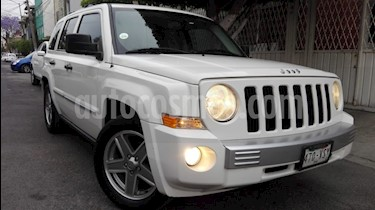 Jeep Patriot 4x2 Limited CVT usado (2008) color Blanco precio $113,000