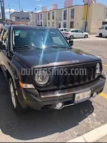 Jeep Patriot 4x2 Limited usado (2014) color Marron precio $225,000