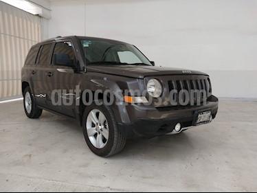 Foto venta Auto usado Jeep Patriot 4x2 Limited (2014) color Granito precio $209,000