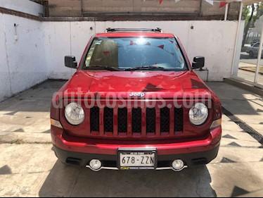 Foto venta Auto usado Jeep Patriot 4x2 Limited (2015) color Rojo precio $260,000