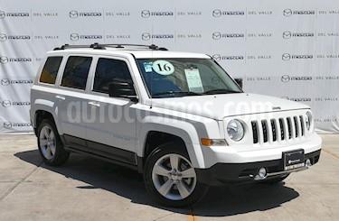 Foto venta Auto usado Jeep Patriot 4x2 Limited (2016) color Blanco precio $305,000