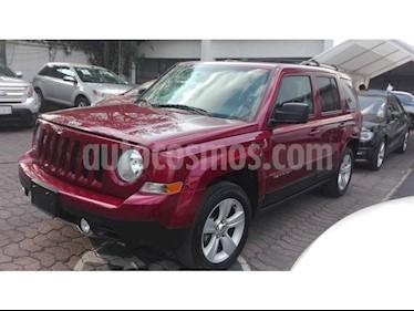Foto venta Auto usado Jeep Patriot 4x2 Limited (2017) color Rojo precio $320,000