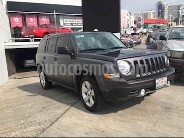 Foto venta Auto usado Jeep Patriot 4x2 Limited (2016) color Gris precio $289,000