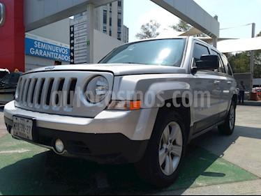 Foto venta Auto usado Jeep Patriot 4x2 Limited (2014) color Plata precio $225,000