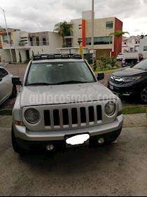 Jeep Patriot 4x2 Sport Aut usado (2011) color Plata precio $145,000