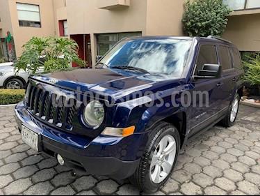 Jeep Patriot 4x2 Sport Aut usado (2013) color Azul precio $164,900