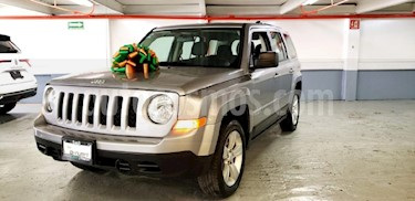 Foto venta Auto Seminuevo Jeep Patriot 4x2 Sport Aut (2016) color Gris precio $245,000