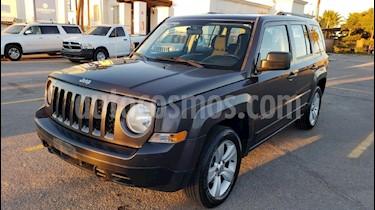 Foto venta Auto usado Jeep Patriot 4x2 Sport Aut (2016) color Gris precio $209,800