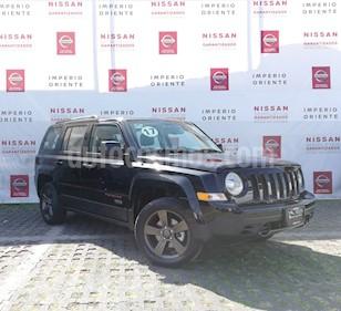 Foto venta Auto Seminuevo Jeep Patriot 4x2 Sport Aut (2017) color Negro precio $290,000