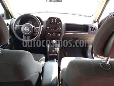 Foto venta Auto usado Jeep Patriot 4x2 Sport Aut (2015) color Negro precio $205,000