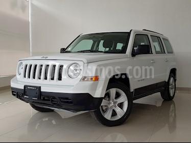 Foto venta Auto usado Jeep Patriot 4x2 Sport Aut (2016) color Blanco precio $215,000