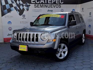 Foto venta Auto Seminuevo Jeep Patriot 4x2 Sport Aut (2015) color Plata precio $229,000