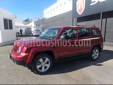 Foto venta Auto usado Jeep Patriot 4x2 Sport Aut (2014) color Rojo precio $214,000