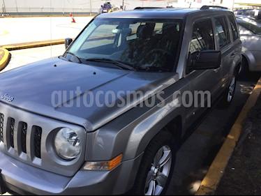 Jeep Patriot 4x2 Sport Aut usado (2014) color Plata Martillado precio $175,000
